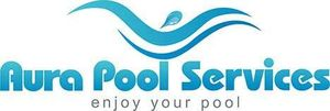 Aura Pool Services Logo